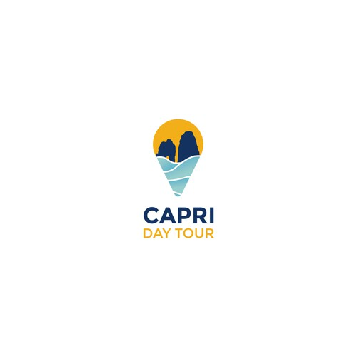 Capri Day Tour Logo