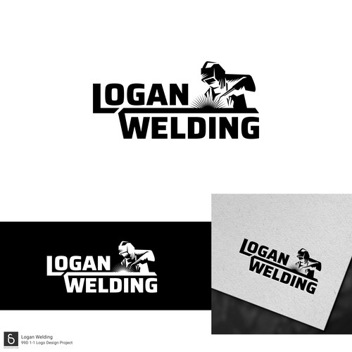 Logo Redesign for Logan Welding