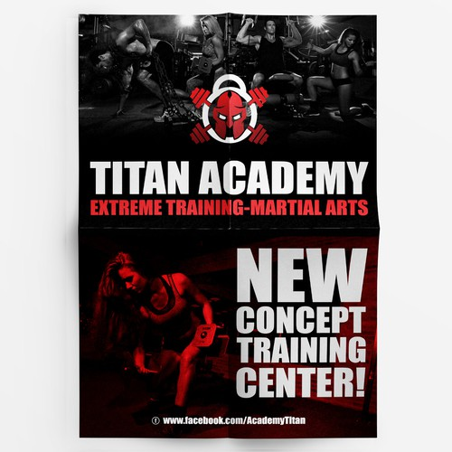 Titan Academy Flyer Contest!