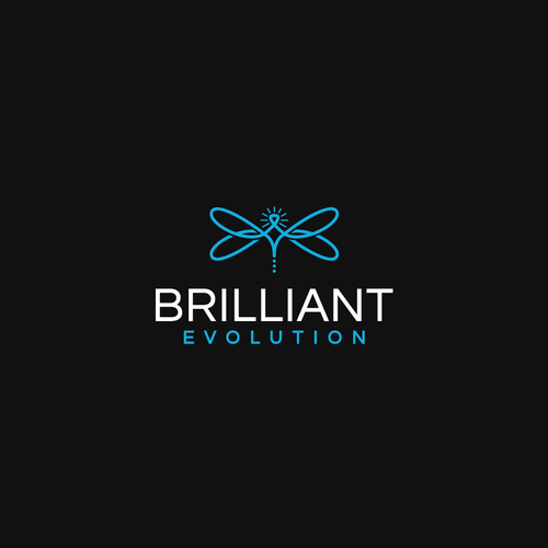 Bold logo concept for Brilliant Evolution