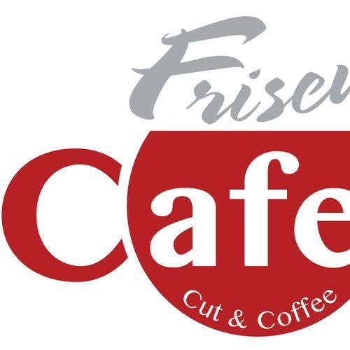 Friseur Cafe Logo