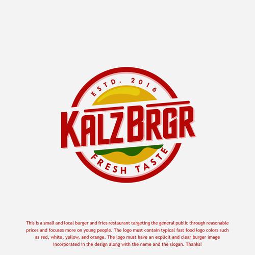 Creative Kalz Brgr Logo
