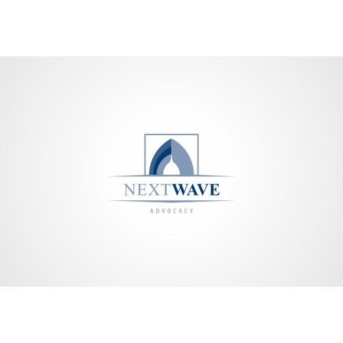 Create the next logo for NextWave Advocacy