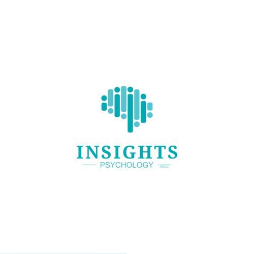 Logo for a psychology service