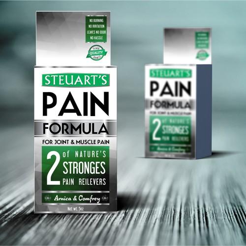 Pain formula