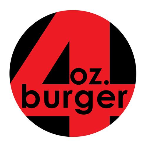 Simple design concept for New York city burger shop.