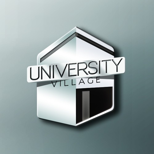 Create the next logo for University Village
