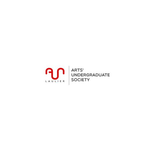 Fun logo concept for AUS Laulier
