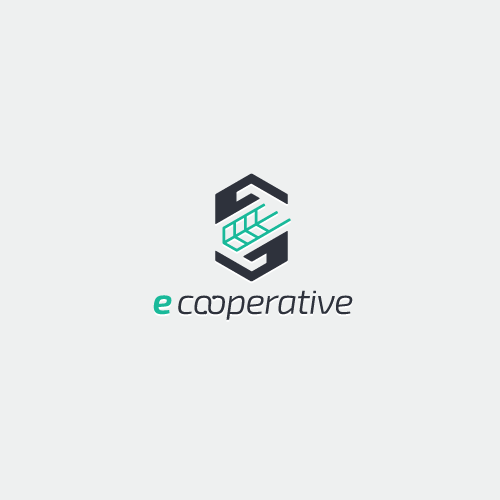 Simple & minimal startup logo