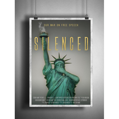 Silenced Movie Poster