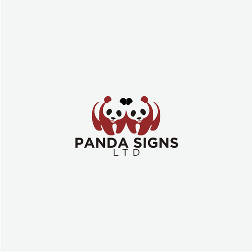 I'm a Signwriter called Panda and I am looking for a creative logo for my company called PandaSigns