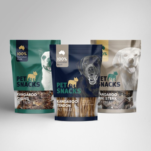 Packaging For Pet Treats