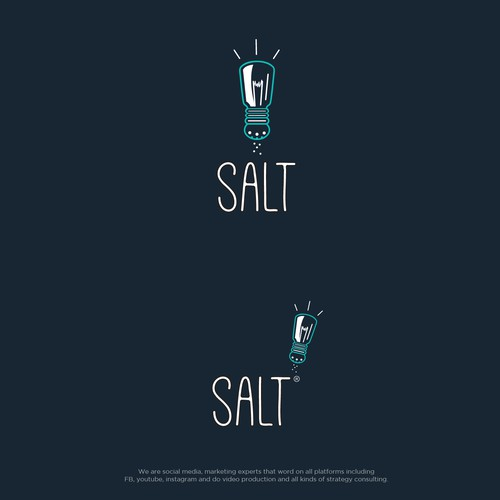 Salt Logo Design