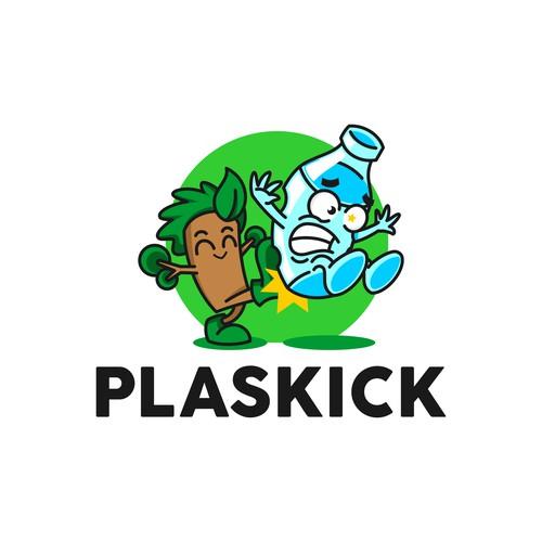 Fun Logo for Environmental Campaign