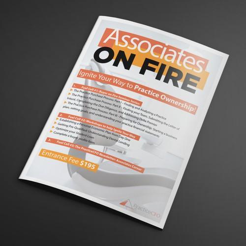 associates on fire!