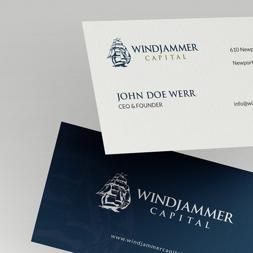 Identity for Financial Brand