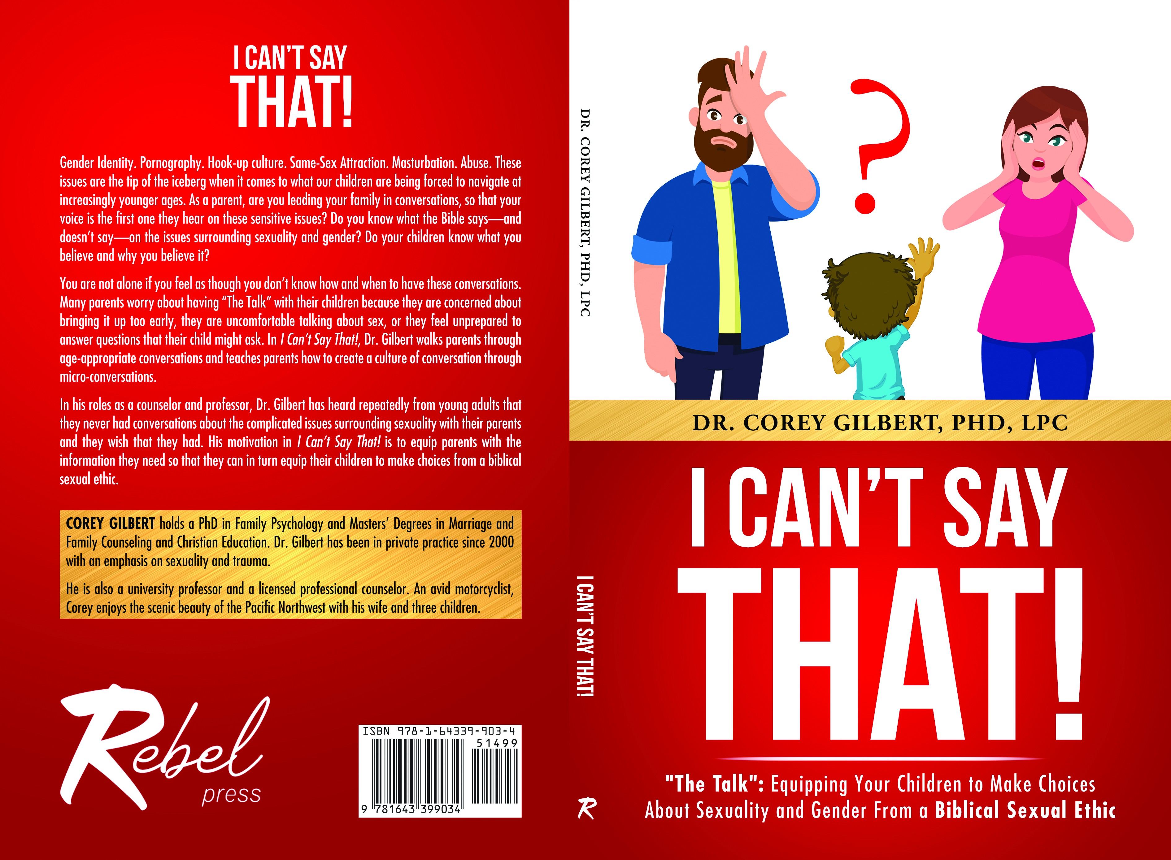 I Can't Say That - Book on Sex Education