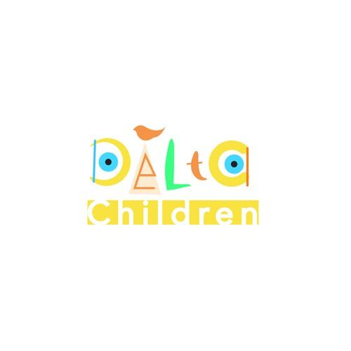Logo Design for Children's Clothing Brand