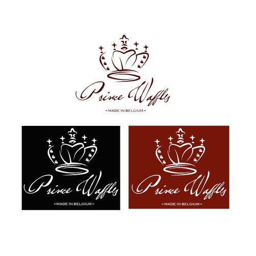 Help Freshen Up Our Logo and Package Design – Prince Waffles
