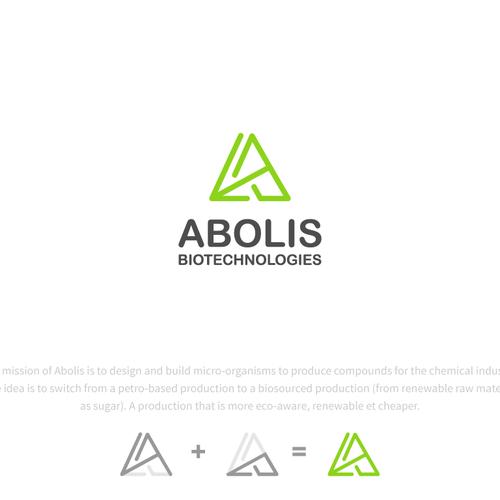 Logo Design for Biotechnology company