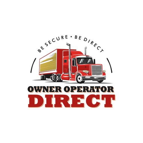 logo for truck rental