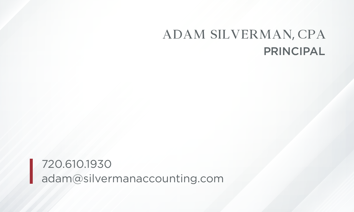 Silverman Accounting Services LLC