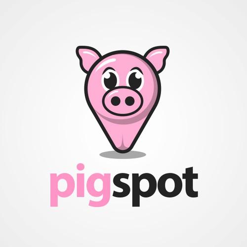 Pig spot!