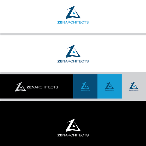zen architects needs a new logo