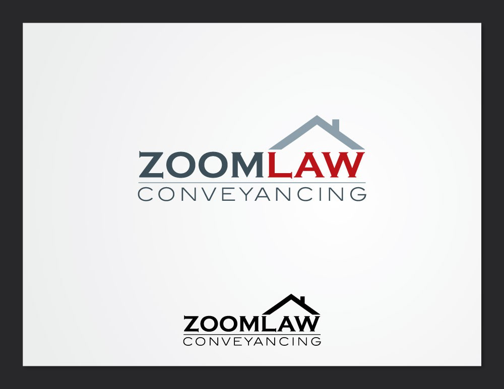 Create the next logo for ZoomLaw Conveyancing