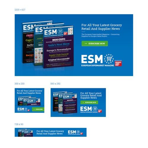 Banner ad - ESM