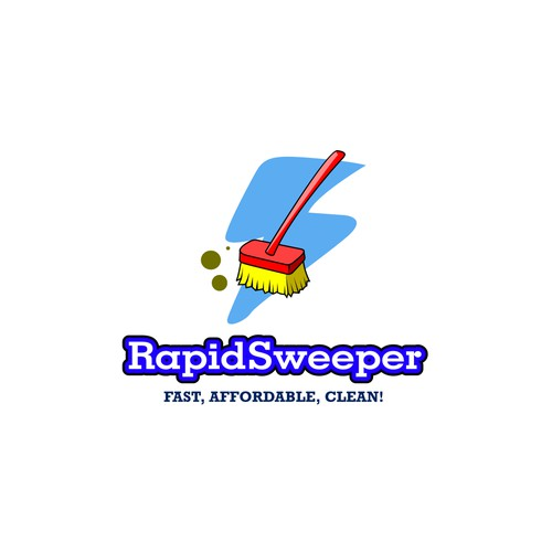 Logo concept for RapidSweeper