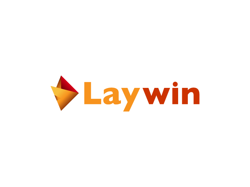 Logo for our website: Laywin !