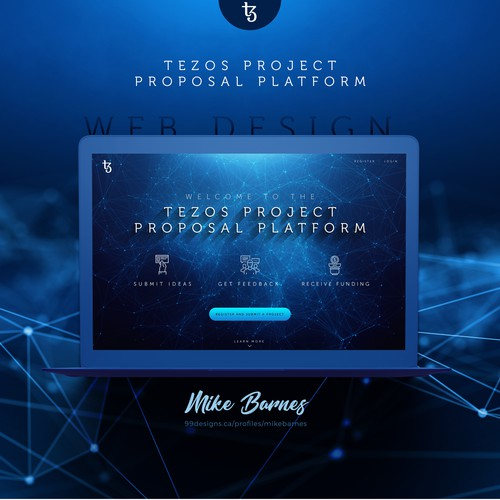Tezos Project Proposal Platform