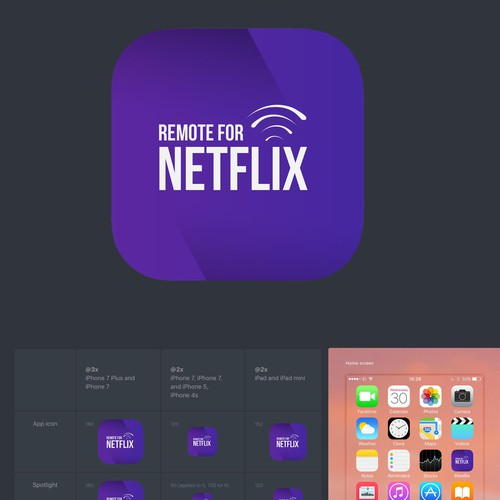 Remote for Netflix