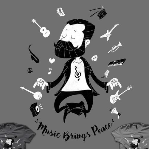 Music Brings Peace