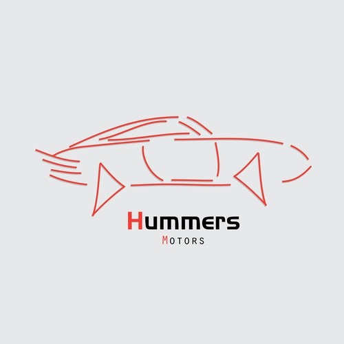 Create a logo for a trading company importing high end automotive brands.