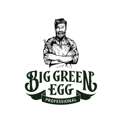 Big Green Egg Professional