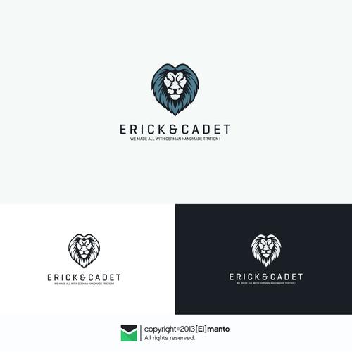 Erick&Cadet mascot design
