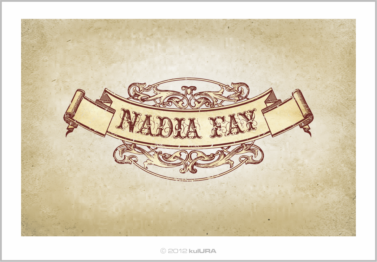 Nadia Fay needs a new logo