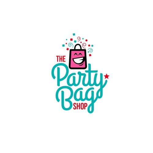 Party Bag Store Logo
