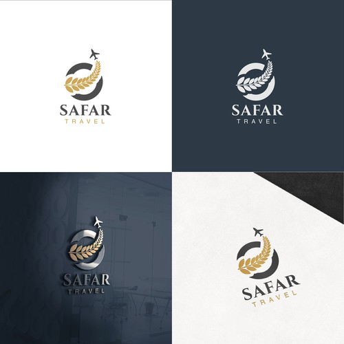 Safar Travel Logo