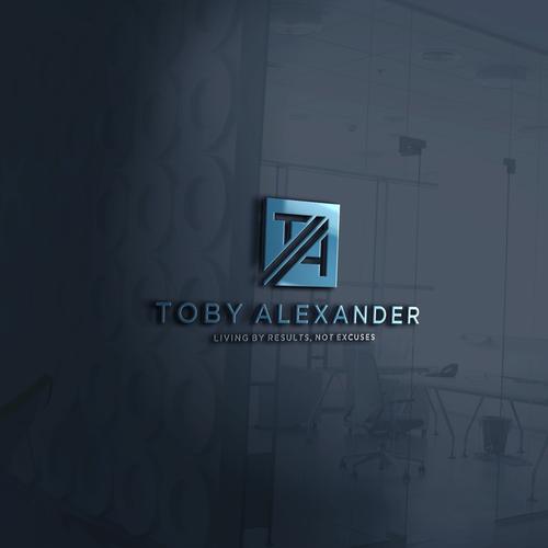 TOBY ALEXANDER LOGO