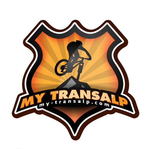 logo for transalp sport event