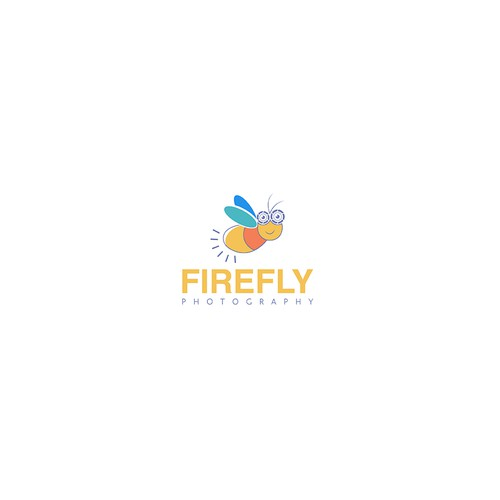 Logo Concept For Firefly Photography