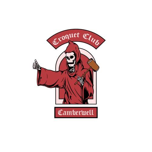 character or mascot logo