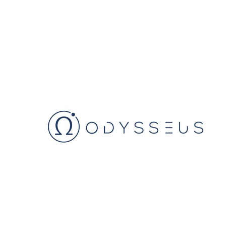 logo & Website for an innovative Space company