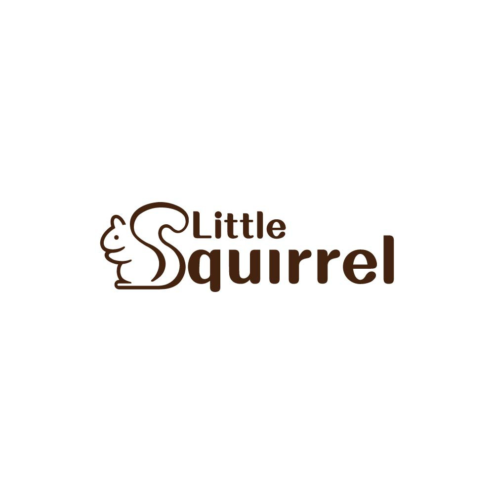 Little Squirrel社の企業ロゴを作成してください。 Could you  make my company logo.