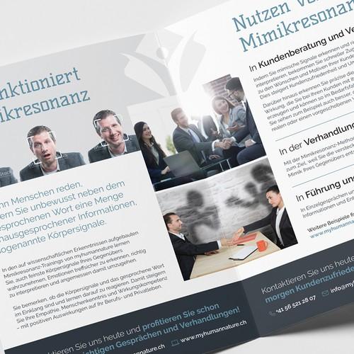 Mimikrezonanz BiFold Brochure
