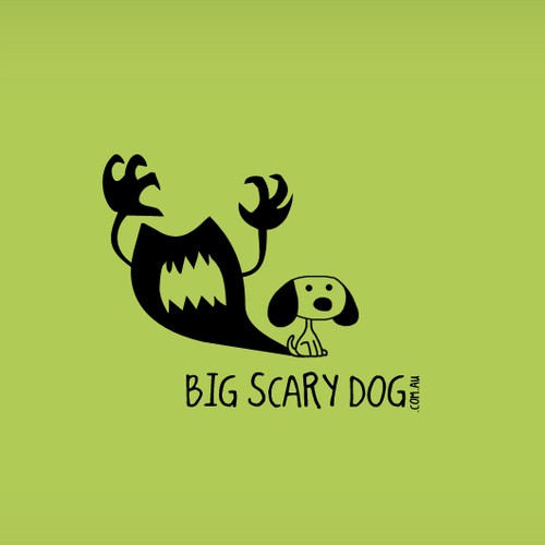 New logo wanted for Big Scary Dog PTY LTD