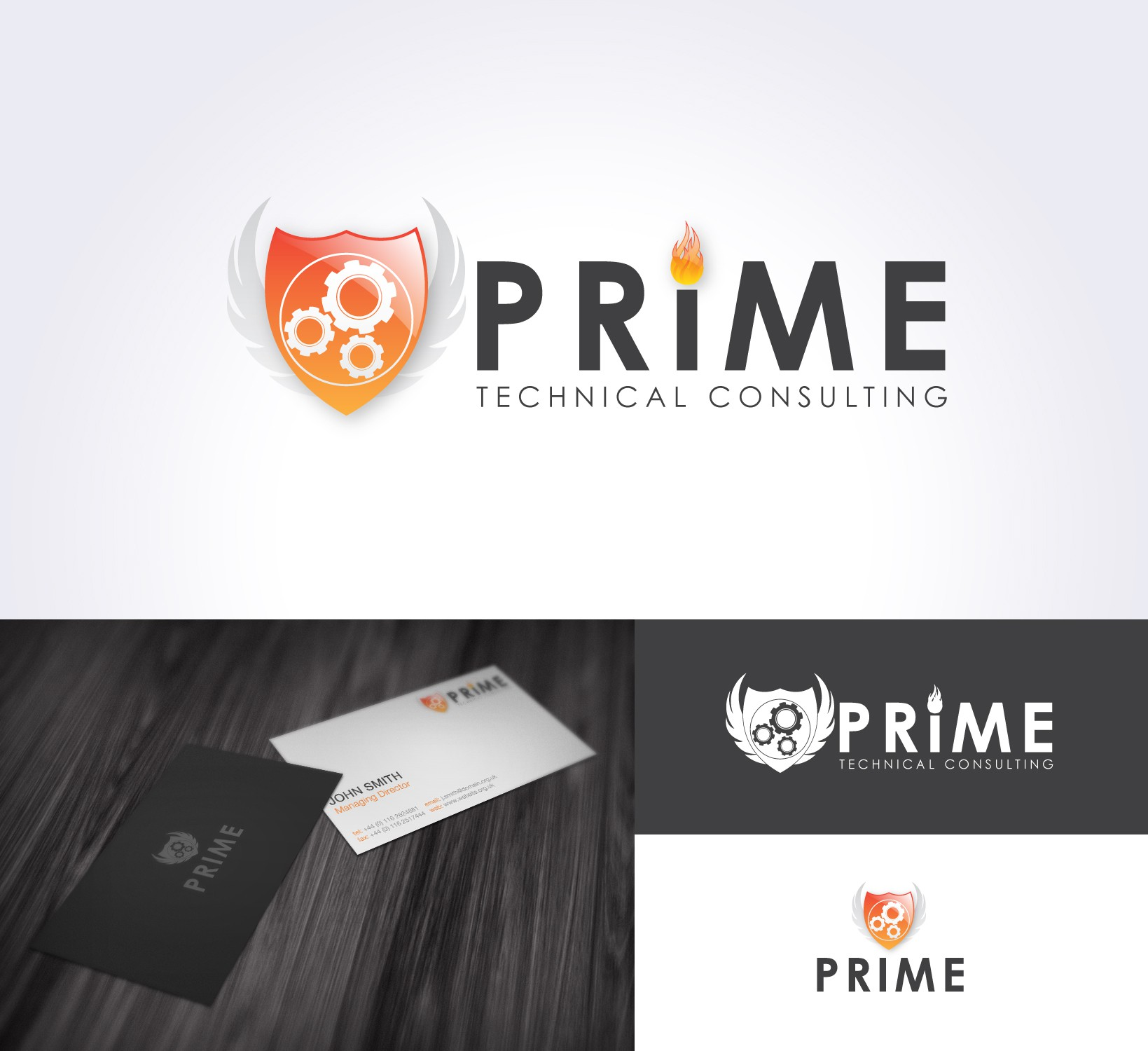 Prime Technical Consulting - Logo Needed! - Blind Contest
